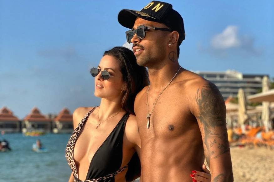 Hardik Pandya And Natasa Stankovic's Couple Moments: A Look At Their Love Story In Pictures - News18