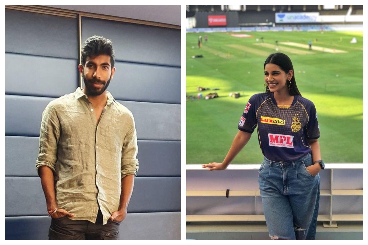 Jasprit Bumrah Set to Marry Sports Presenter Sanjana Ganesan? - News18