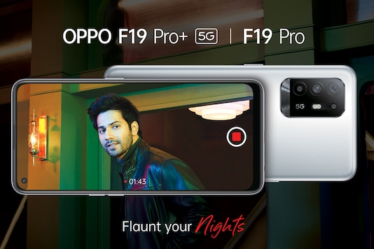 Redefine videography with the all, new OPPO F19 Pro+  bringing in industry-first AI Highlight Portrait Video