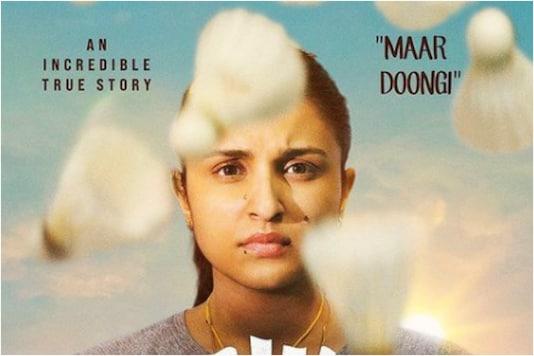 Saina poster