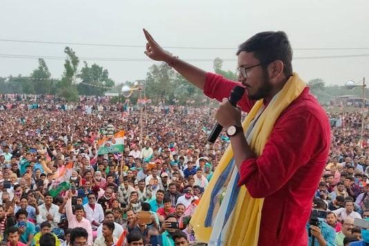 State spokesperson of the TMC, Debangshu Bhattacharya Dev in a file photo. Facebook//ItsDebangshu