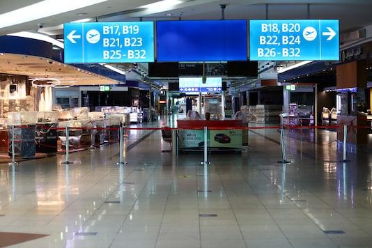 Dubai International Airport. (Image source: Reuters)