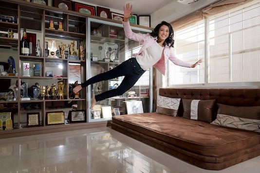 This Women's Day 'Asian Paints Where The Heart Is' Season 4 gives Unfettered Glimpse into International Women's Cricketer Smriti Mandhana's Life & Home