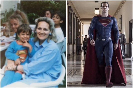 Henry Cavill Wore Superman Costume Long Before Man of Steel, His Women's Day Post Reveals