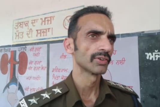Deputy Superintendent of Police, City, Rajinder Manhas. (News18)