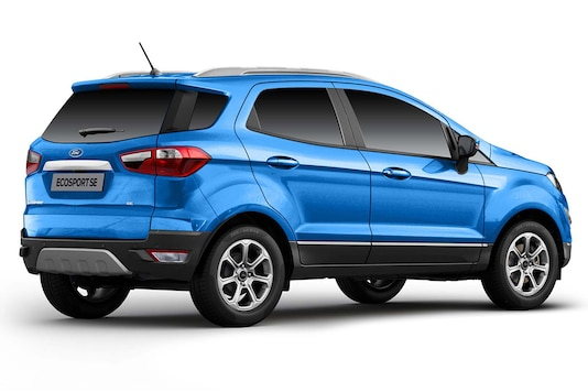 New Ford EcoSport SE. (Photo: Ford)