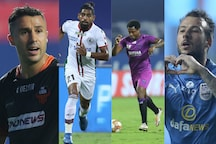 Finding the Back of the Net - Top 15 Goal-scorers in ISL 2020-21   In Pics