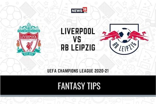 UEFA Champions League 2020-21: Liverpool vs RB Leipzig
