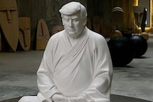 Donald Trump's 'Buddha Statues', Selling for Over Rs 44,000, are a Hit on Chinese E-commerce Websites