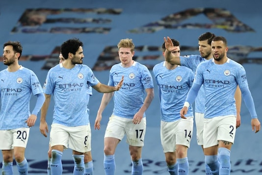 Manchester City (Photo Credit: Twitter)