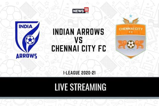 Indian Arrows vs Chennai City FC