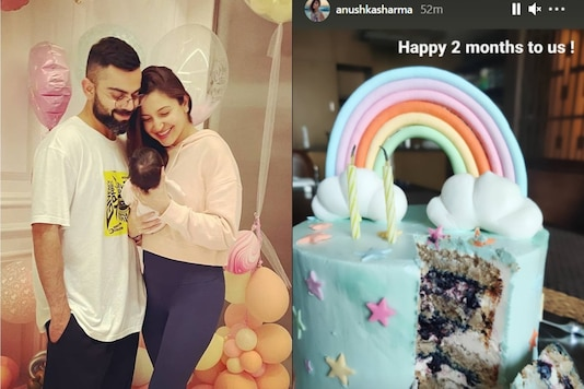 Anushka Sharma and Virat Kohli Celebrate With Cake as Vamika Turns Two Months Old, See Pic