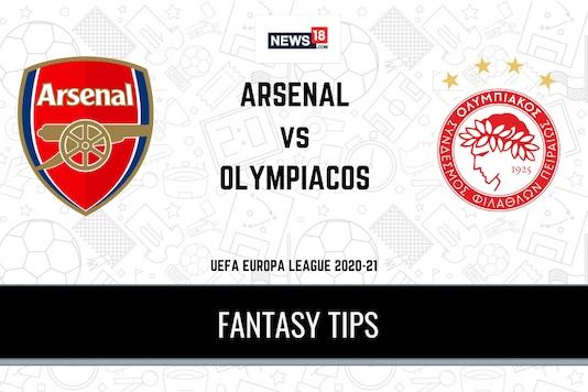 OLY vs ARS Dream11 Predictions, Europa League 2020-21 Olympiacos vs Arsenal Playing XI, Football Fantasy Tips