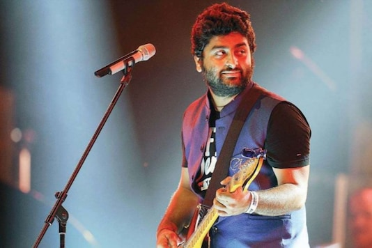 Arijit Singh Turns Composer for the First Time with Saanya Malhotra's 'Pagglait'