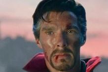 Benedict Cumberbatch on Absence from 'WandaVision' Season One
