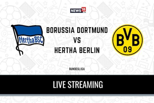 Bundesliga: Borussia Dortmund vs Hertha Berlin