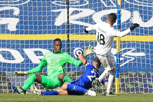 Chelsea vs Ledds ends 0-0 (Photo Credit: Twitter)