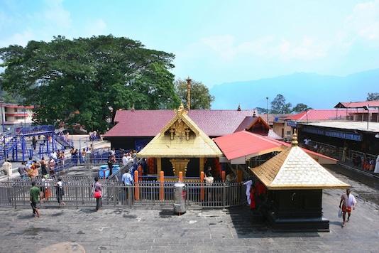 Sabarimala temple, Kerala (Image: Shutterstock)