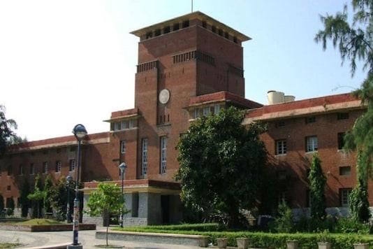 Delhi University campus (Image Source: PTI)