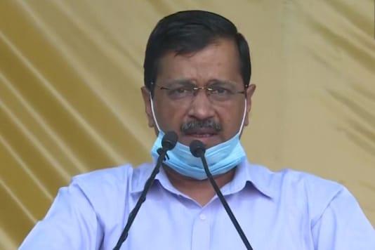 Delhi Chief Minister Arvind Kejriwal.