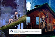 Taylor Swift Performed In a Cottage at the Grammy's and Now Everyone Wants to Move There