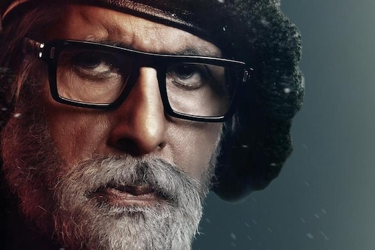 Amitabh Bachchan Looks Flamboyant in New 'Chehre' Poster, Trailer to be Out on March 18