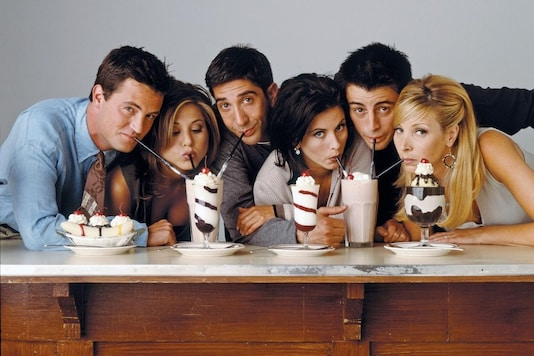 Photographie Friends/WarnerBros/Netflix.