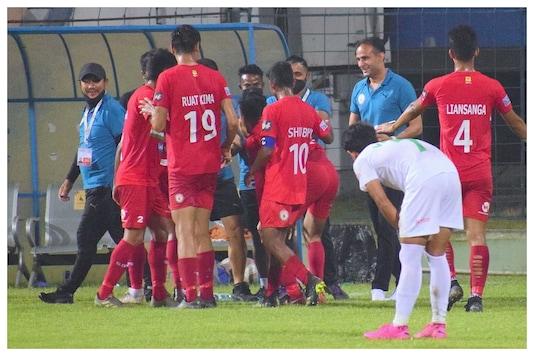 Defeat Against Sudeva Delhi Relegates NEROCA FC from I-League