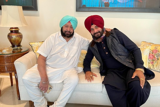 This was the second meeting between the two leaders after Sidhu resigned from Cabinet in 2019.