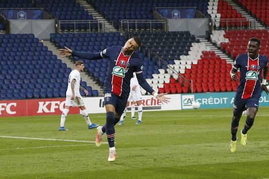 PSG's Kylian Mbappe (Photo Credit: Twitter)