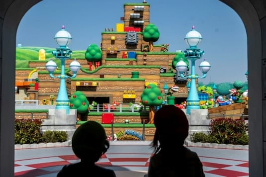 Japan's New 'Super Mario' Theme Park Finally Opens After Delay Due to Covid-19 Pandemic