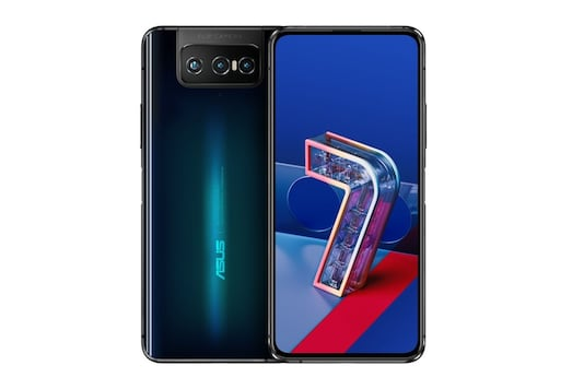 Asus ZenFone 7 Pro image used for representation.
