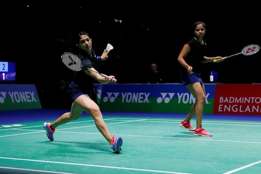 Ashwini Ponnappa-N Sikki Reddy (Photo Credit: Reuters)