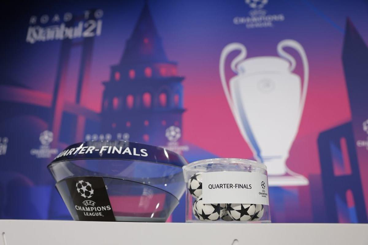 UEFA Champions League 2020-21 Quarter-final and Semi-final Draw HIGHLIGHTS: Bayern Draw PSG ...