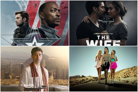 Streaming Now: Falcon and The Winter Soldier for Marvel Fans, The Wife for Horror Film Lovers