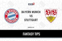 BAY vs STU Dream11 Predictions, Bundesliga 2020-21 Bayern Munich vs VFB Stuttgart Playing XI, Football Fantasy Tips