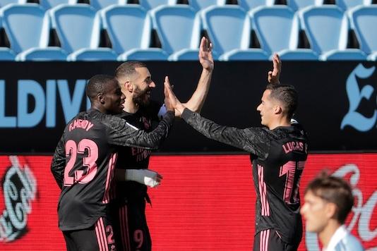 Real Madrid (Photo Credit: AP)