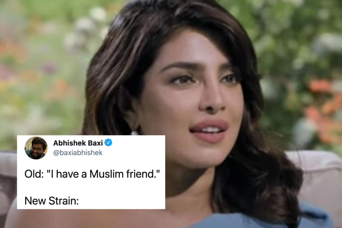 Priyanka Chopra Says She's 'Aware of Islam' as Father 'Sang in Mosque', Twitter Asks 'Which Mosque?' - News18