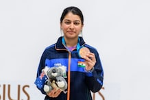 New Delhi Shooting World Cup: I Was Very Nervous at Start of Final, Says Ganemat Sekhon After Historic Medal