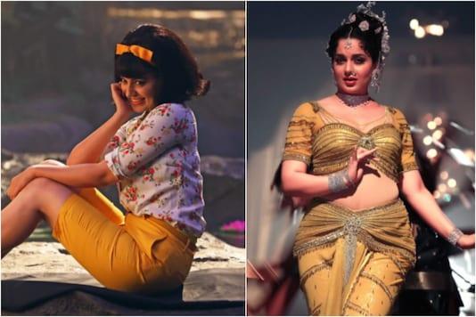 Kangana Ranaut in 'Thalaivi'