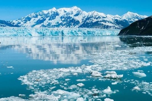 Vanishing glaciers   Representative photo.