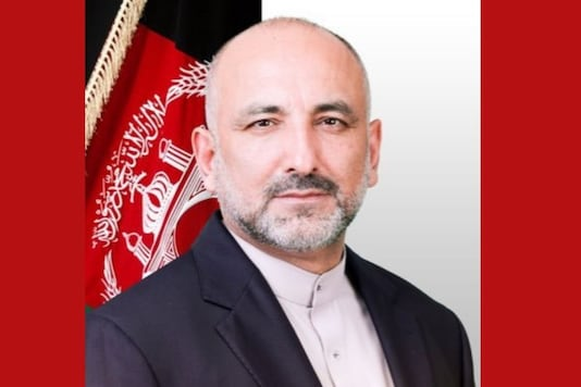 Afghan Foreign Minister Mohammed Haneef Atmar. Twitter