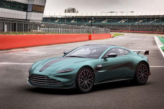 Aston Martin Vantage F1 Edition. (Image source: Aston Martin)