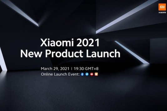 Xiaomi 'Mega Event' launch