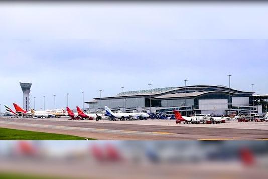 Hyderabad Airport. (Image source: Hyderabad Airport Official Website)