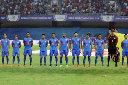 Indian men's football team (Photo Credit: AIFF)