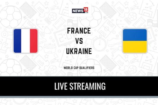 FIFA World Cup Qualifiers 2022: France vs Ukraine