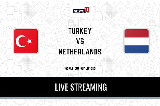 FIFA World Cup Qualifiers 2022: Turkey vs Netherlands
