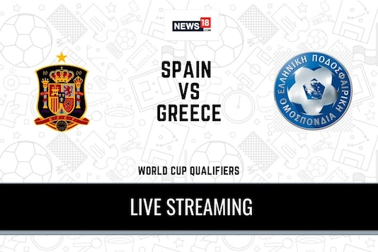 FIFA World Cup Qualifiers 2022: Spain vs Greece