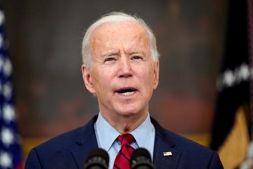 File photo of US President Joe Biden. (Image: AP)